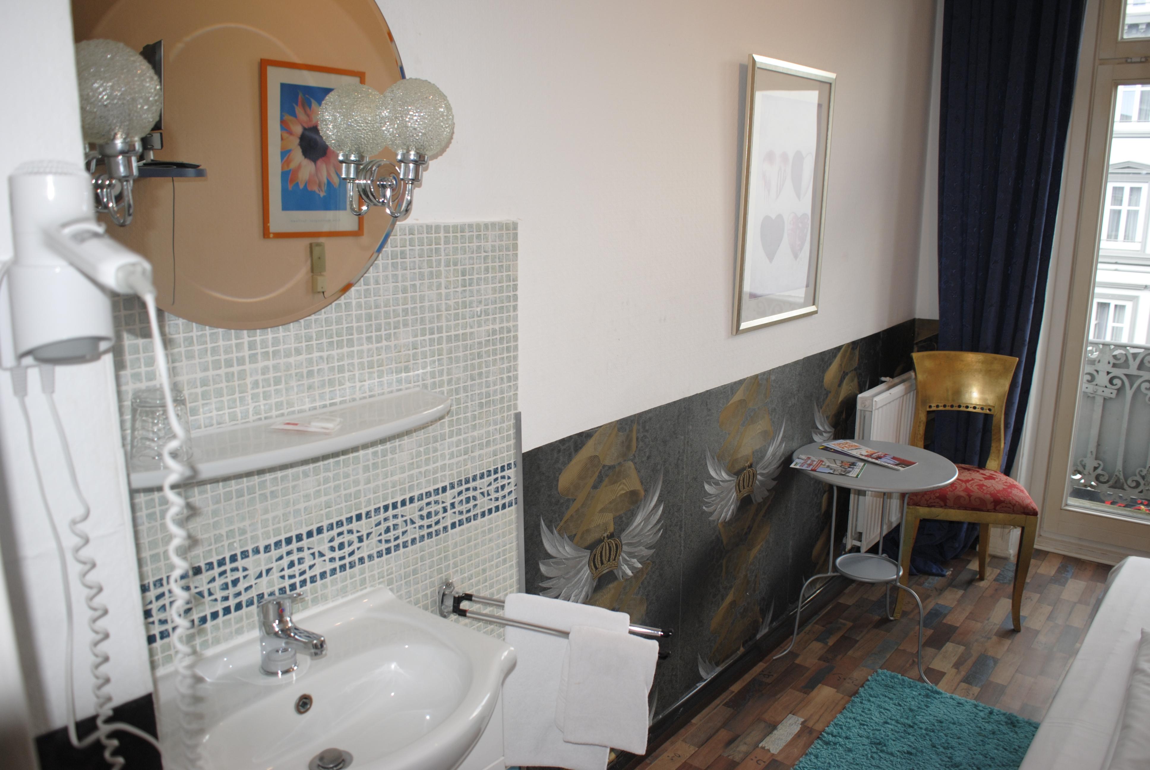 Hotel Village Hamburg::Hostel Einzelzimmer