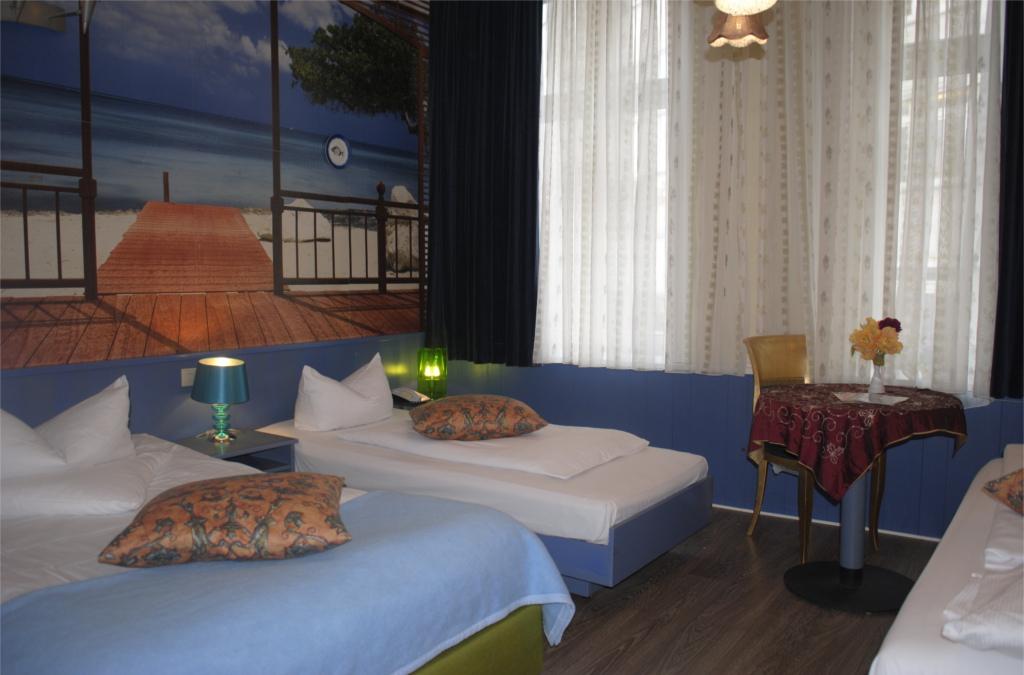 Hotel Village Hamburg::Das Hotel