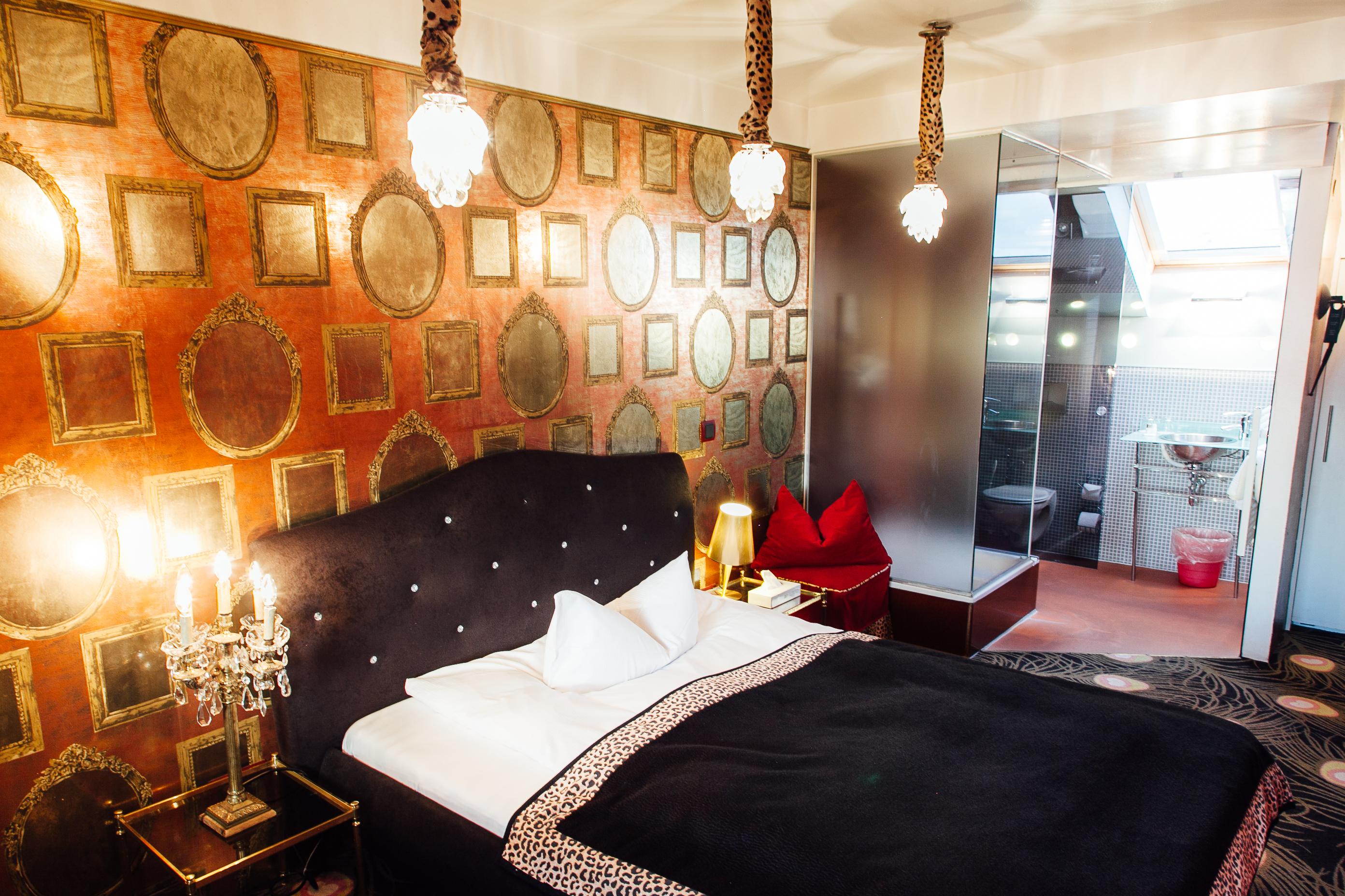 Hotel Village Hamburg::Doppelzimmer